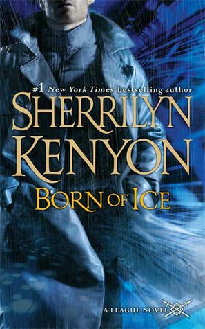 Born of Ice by Sherrilyn Kenyon. This was the third book in The League! This was a three star book. This was between Devyn Kell and Alix Garran.