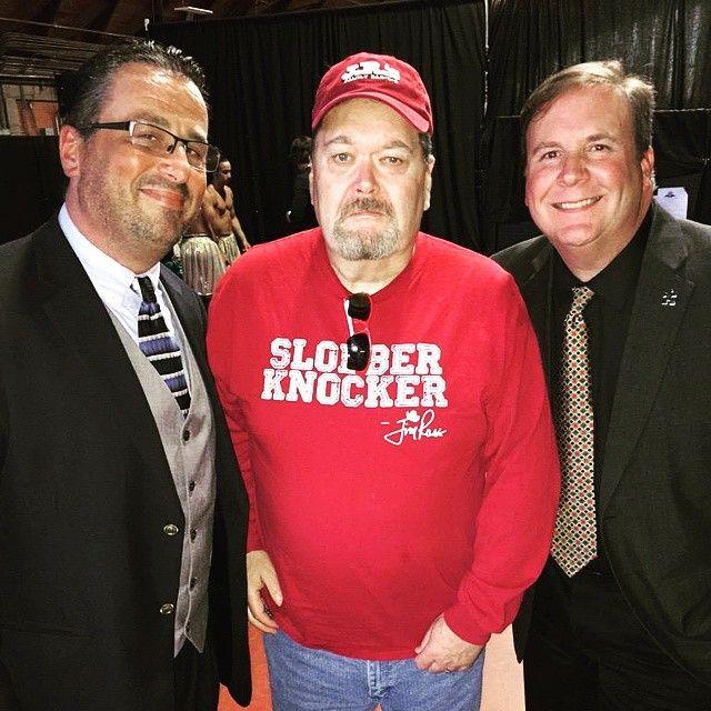 Best Wrestling commentators ever: Steve Corino & Kevin Kelly with Jim Ross #ringofhonor #wwe