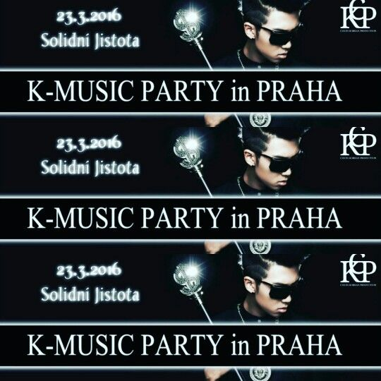 This month !!! K-pop party ^^