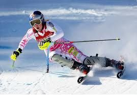 Shredding the mountain with Lindsey Vonn anyone? #dreambig