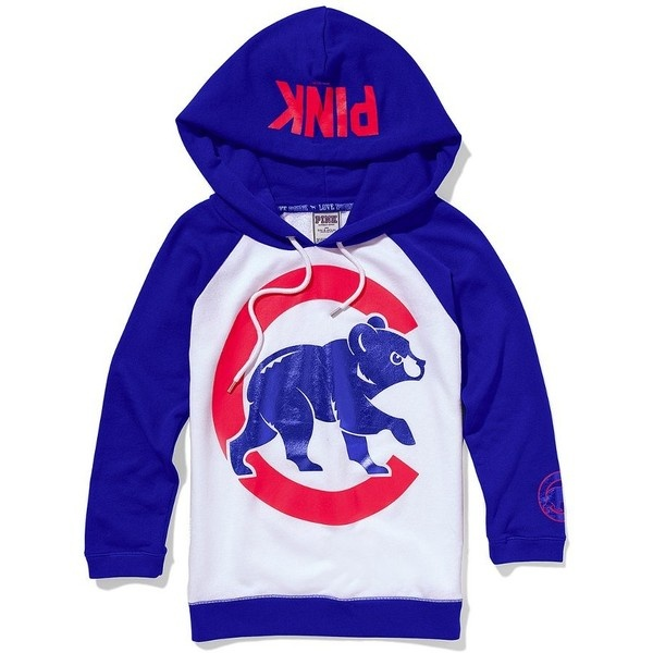 Victoria's Secret Chicago Cubs Hoodie