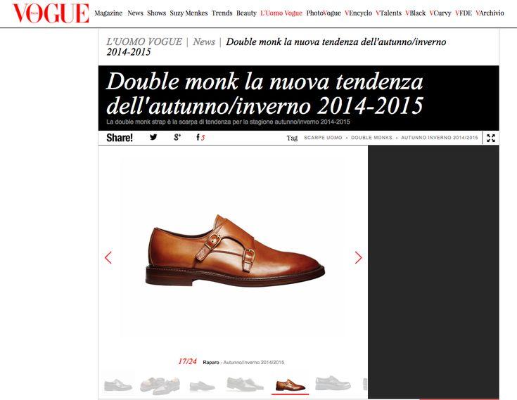 Raparo on Vogue.it