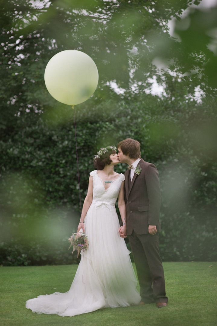 Emma and Alistair's 'Eclectic Day of Love' Handmade Wedding. By Toast of Leeds