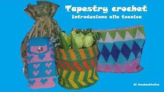 Marvi Crochet.......un mondo di grazie - YouTube
