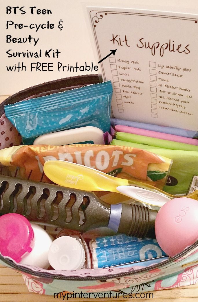 Free Teen Beauty Kit Free 73