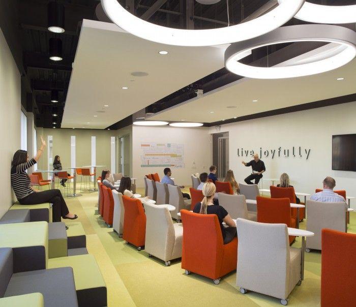Good Training Room Design Ideas Part - 6: Pirch Headquarters By Hollander Design Group, San Diego U2013 US