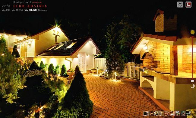 ***HOTEL CLUB AUSTRIA*** Valea Prahovei este una dintre cele mai populare zone turistice din Romania, dar, chiar si asa, ascunde numeroase locuri faine, departe de zgomot si populare. Unul dintre acestea este Bio Boutique Hotel Club Austria din Poiana Tapului (Busteni), singurul hotel bio de pe Valea Prahovei si unul dintre putinele din Romania.