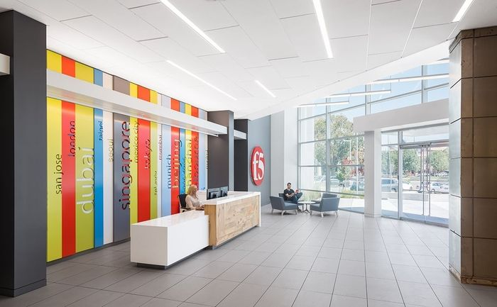 F5 Networks Offices – San Jose