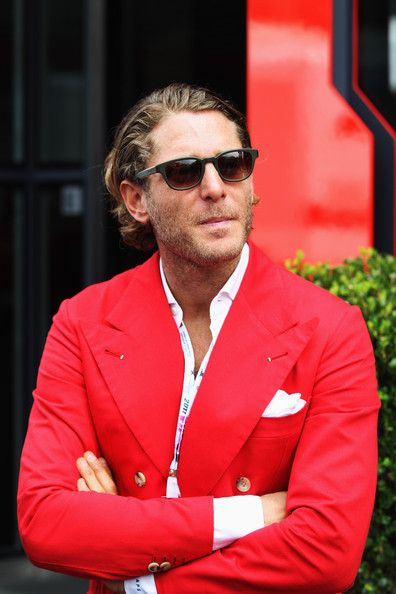 Lapo Elkann, Fiat heir with a flair for style.: