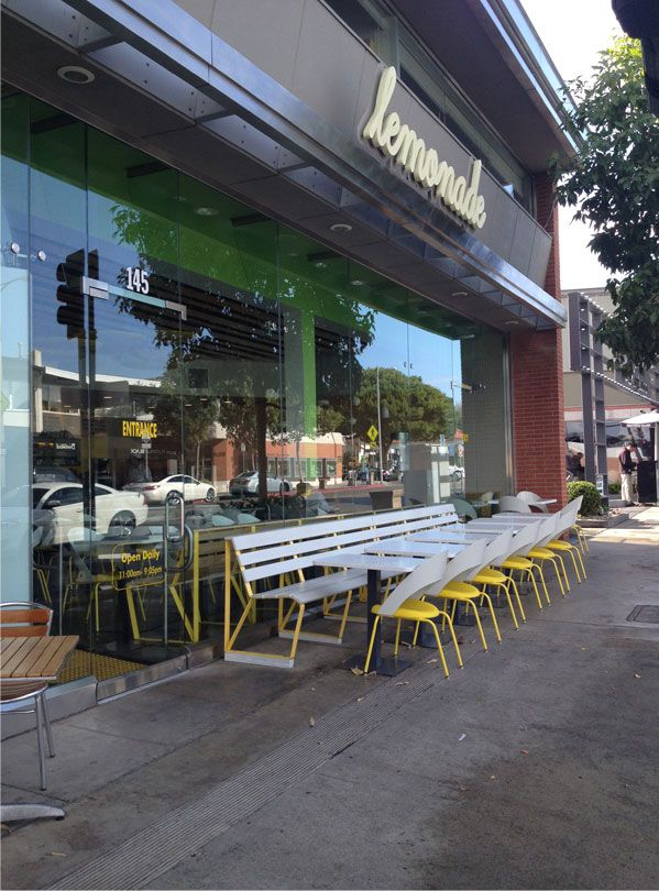 FAVORITE PLACE IN BRENTWOOD FOR LUNCH - Lemonade in Brentwood, Los Angeles