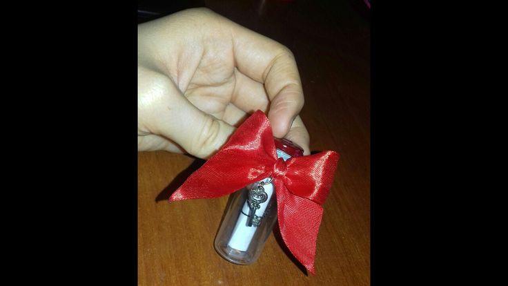 """Подарок на 14 февраля: """"Ключ от моего сердца """""""