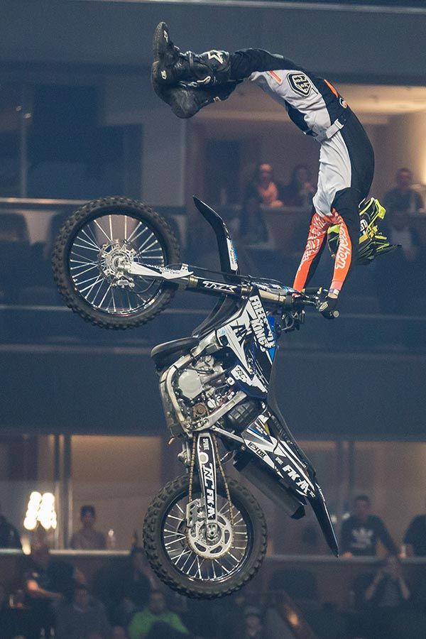 Report: NIGHT of the JUMPs Berlin 2016 | Dirt Bike Rider Magazine