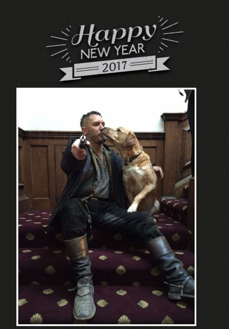 """From all of us here at dotorg, we wish you all a Happy New Year! """"It doesn't matter who you are. What matters is your plan.""""- Tom Hardy - via #thdo"""