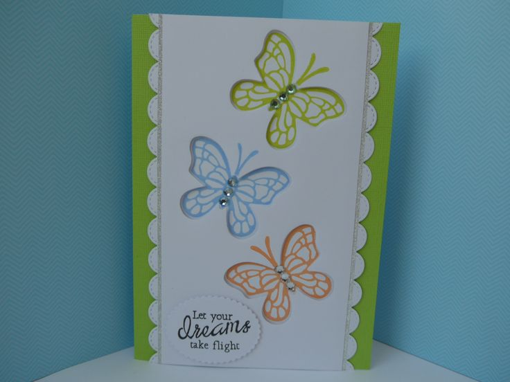 Card made for a Papercraft Essentials commission using the free gift
