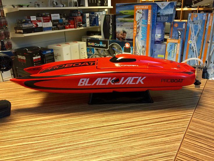 Proboat Blackjack