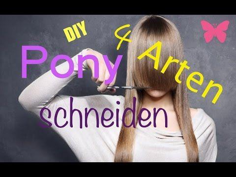 Haare schneiden pony anleitung
