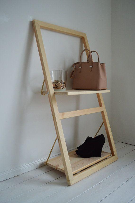 1000 ideas sobre estantes escalera en pinterest salones for Escalera madera sodimac