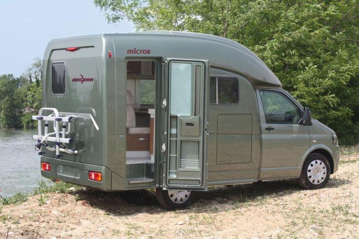 wingamm micros volkswagen transporter t5 reisemobil. Black Bedroom Furniture Sets. Home Design Ideas
