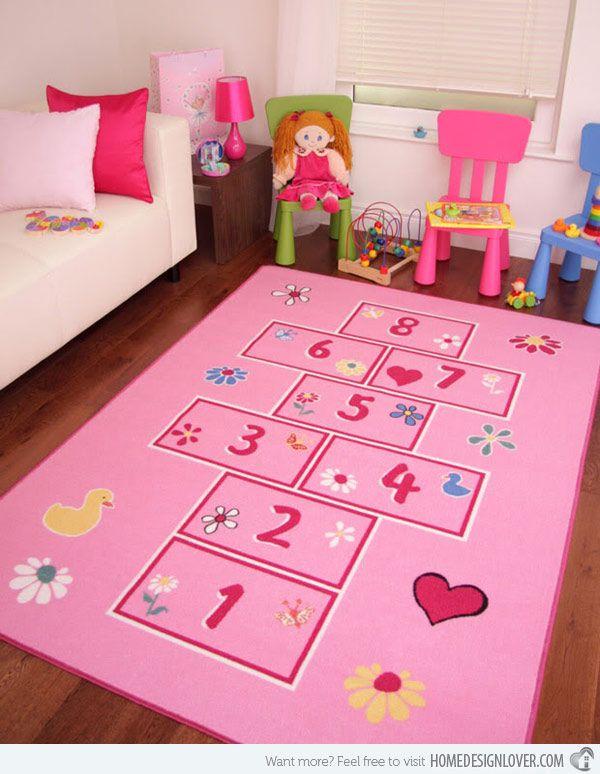 15 Kidu0027s Area Rugs For More Enjoyable Playtime