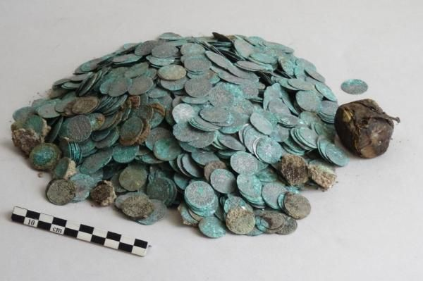 Archaeologists find buried treasure at Abbey of Cluny in France - UPI.com