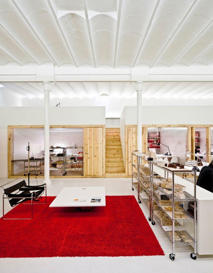 @RoomGlobal  Galería de Estudio de Diseño Multidisciplinar / Josep Ferrando + Román Ortega - 2