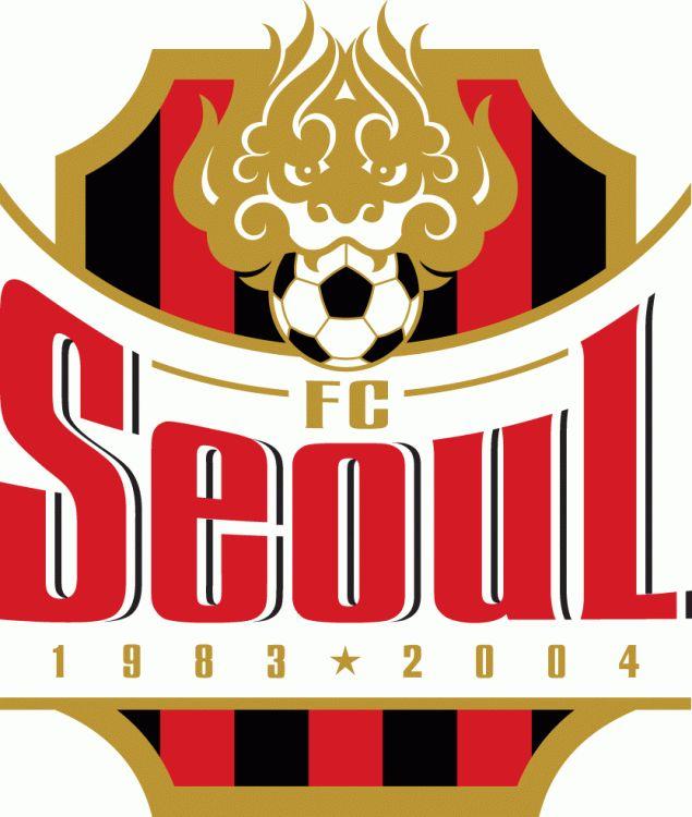 FC Seoul Primary Logo (2004) -