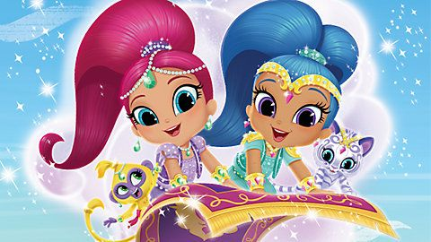 Shimmer and Shine: Magical Misadventures!