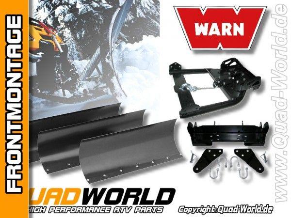 In unseren Shop bekommt Ihr Schneeschild Suzuki KING QUAD 750 4X4 2008-2009 WARN 54 Zoll 137cm