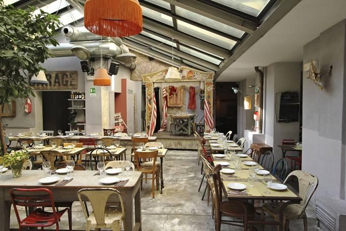Bar Del Fico, Ristorante, Roma