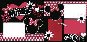 Minnie Cutouts