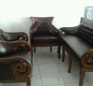 Set Kursi Tamu Sofa Serena X-6CH - CENDANA FURNITURE