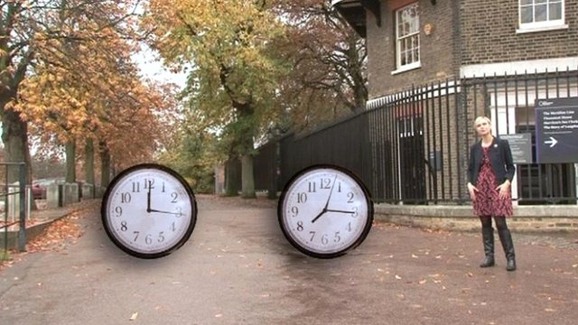 BBC News - Leap second and storm disrupt weekend web services