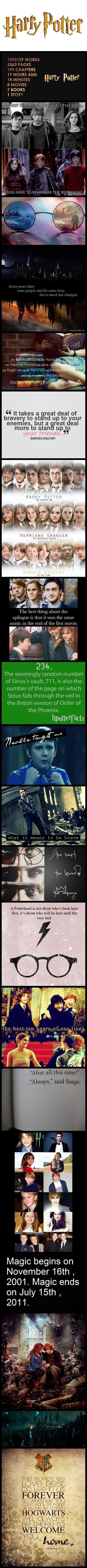 Harry Potter The Memories