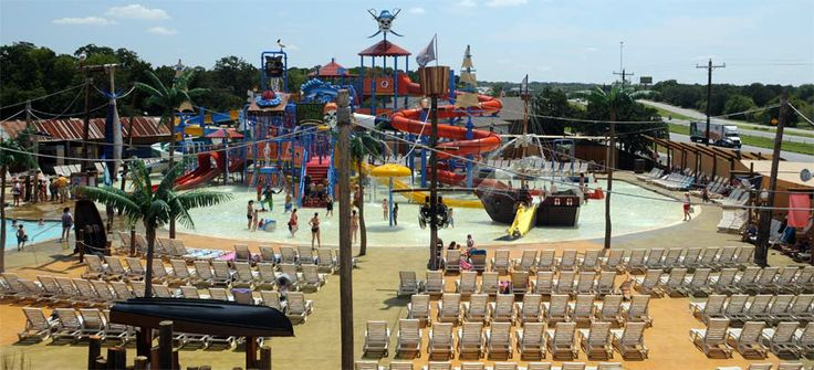 North Texas Jellystone tons to do. Water park, playground, bounce houses, paintball, camping....