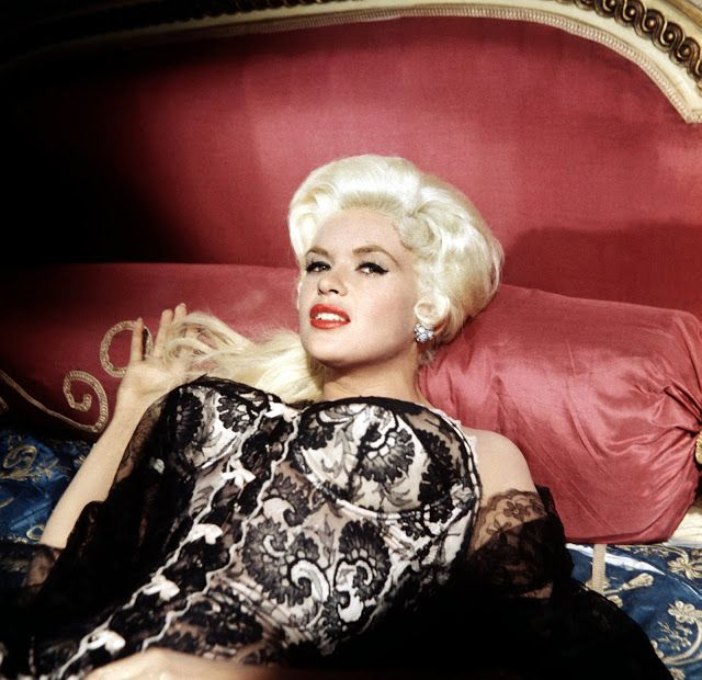 321 Best Jayne Mansfield Images On Pinterest Classic Hollywood
