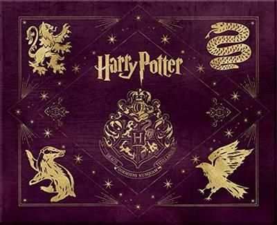 $40 Harry Potter: Hogwarts Deluxe Stationery Set (9781608876860)   Buy online at Angus & Robertson Bookworld