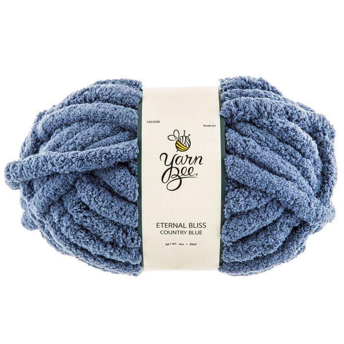 Yarn Bee Eternal Bliss Yarn Yarn Bee Yarn Needle Knit