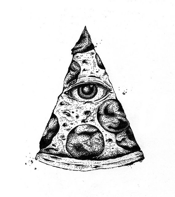 All Seeing Eye By Andrewhoffman