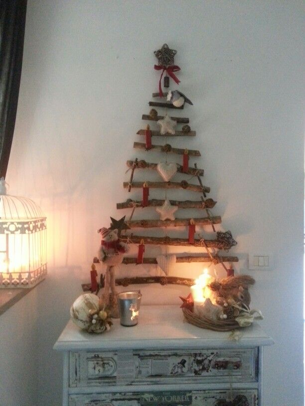 My vertical tree 2013...