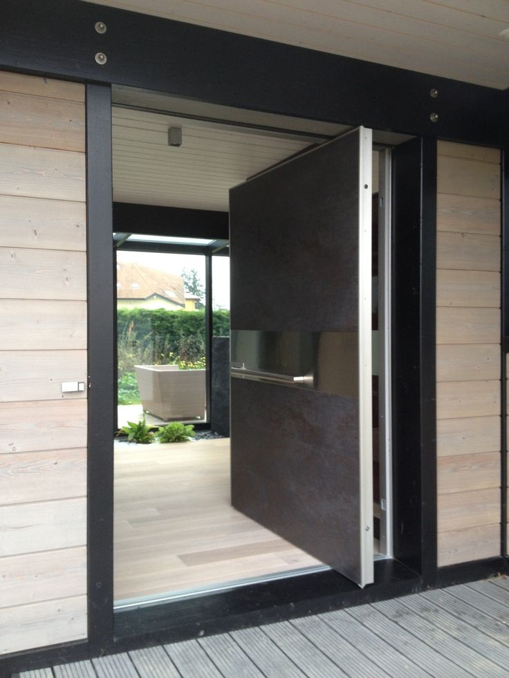 45 best exterior doors images on pinterest entrance doors exterior front doors and cabinet design. Black Bedroom Furniture Sets. Home Design Ideas