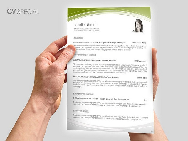 word templates for resumes