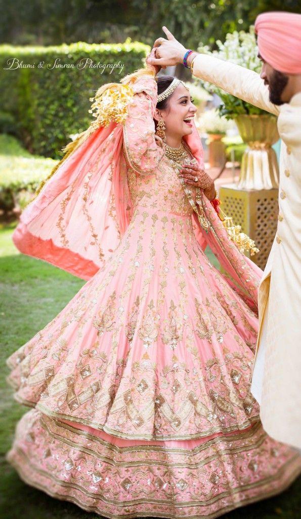 Don't Want A Red Wedding Lehenga? Here are 12 Brides Who Chose Offbeat Colours! - Blog | ShaadiSagaBlog | ShaadiSaga