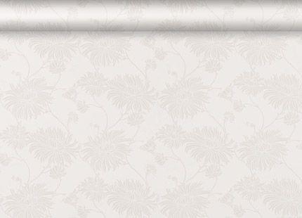Kimono White Floral Wallpaper - at LAURA ASHLEY