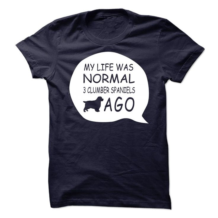 Clumber Spaniel T-Shirts, Hoodies. Check Price Now ==► https://www.sunfrog.com/Pets/Clumber-Spaniel-98884907-Guys.html?id=41382