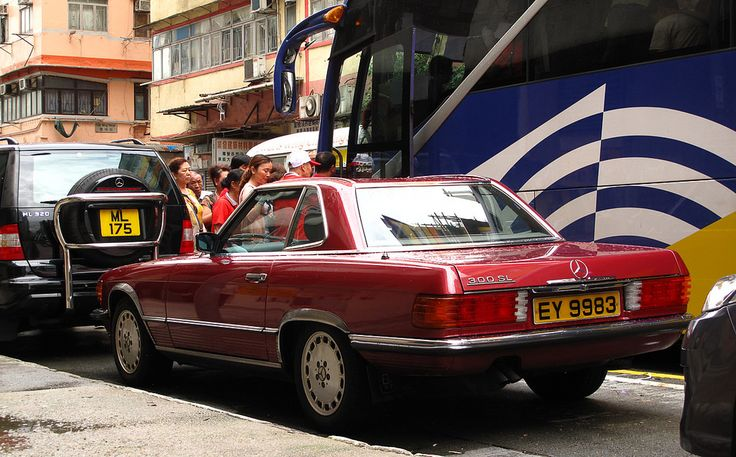 Alle Größen | Mercedes-Benz 300 SL (R107) | Flickr - Fotosharing!