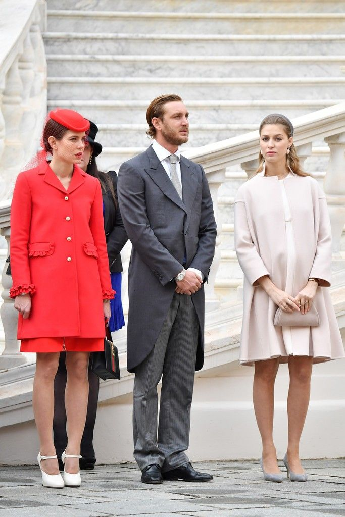 Monaco Princely Family Celebrate National Day 19 Nov 2016