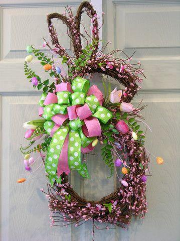 Berry Rabbit Wreath – MilandDil Designs