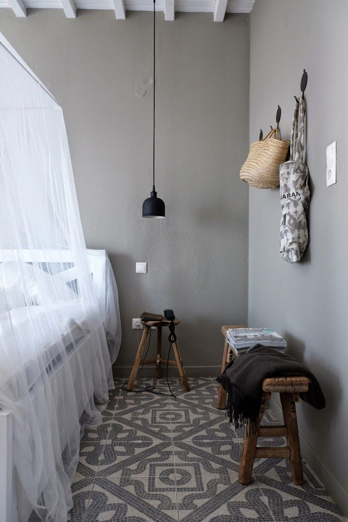 San Giorgio   Our hotel room - STIL inspiration - Love this floor!