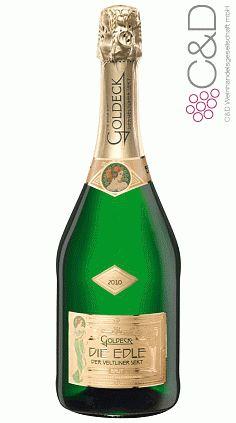 Folgen Sie diesem Link für mehr Details über den Wein: http://www.c-und-d.de/Wien/Die-Edle-von-Goldeck-2012-Goldeck-Sektkellerei_72507.html?utm_source=72507&utm_medium=Link&utm_campaign=Pinterest&actid=453&refid=43 | #wine #whitewine #wein #weisswein #wien #Österreich #72507