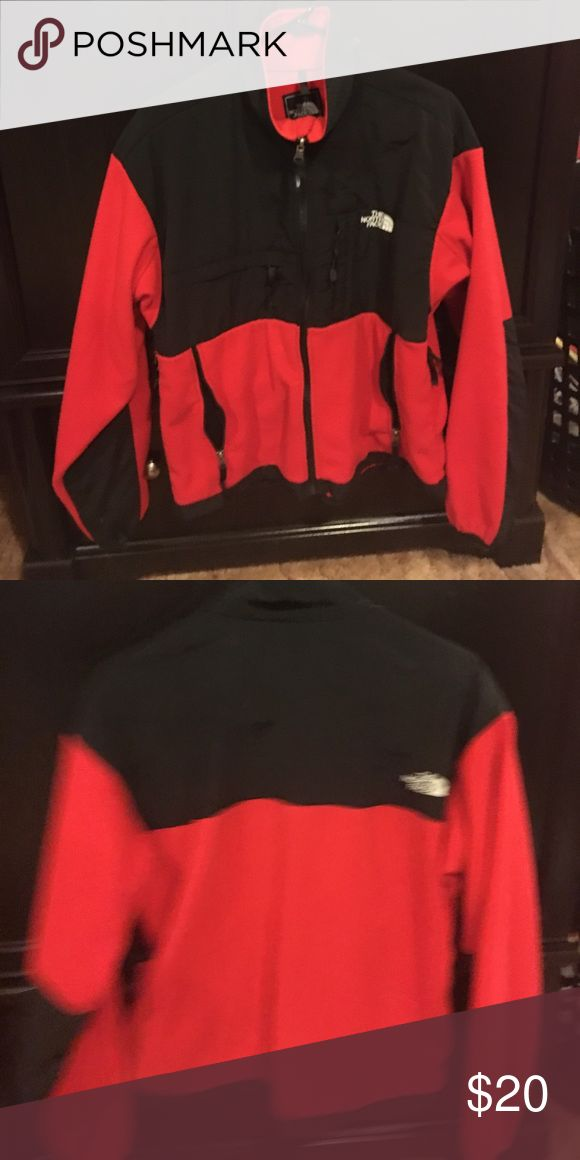 Red North Face Jacket Red Jacket good condition The North Face Jackets & Coats Ski & Snowboard